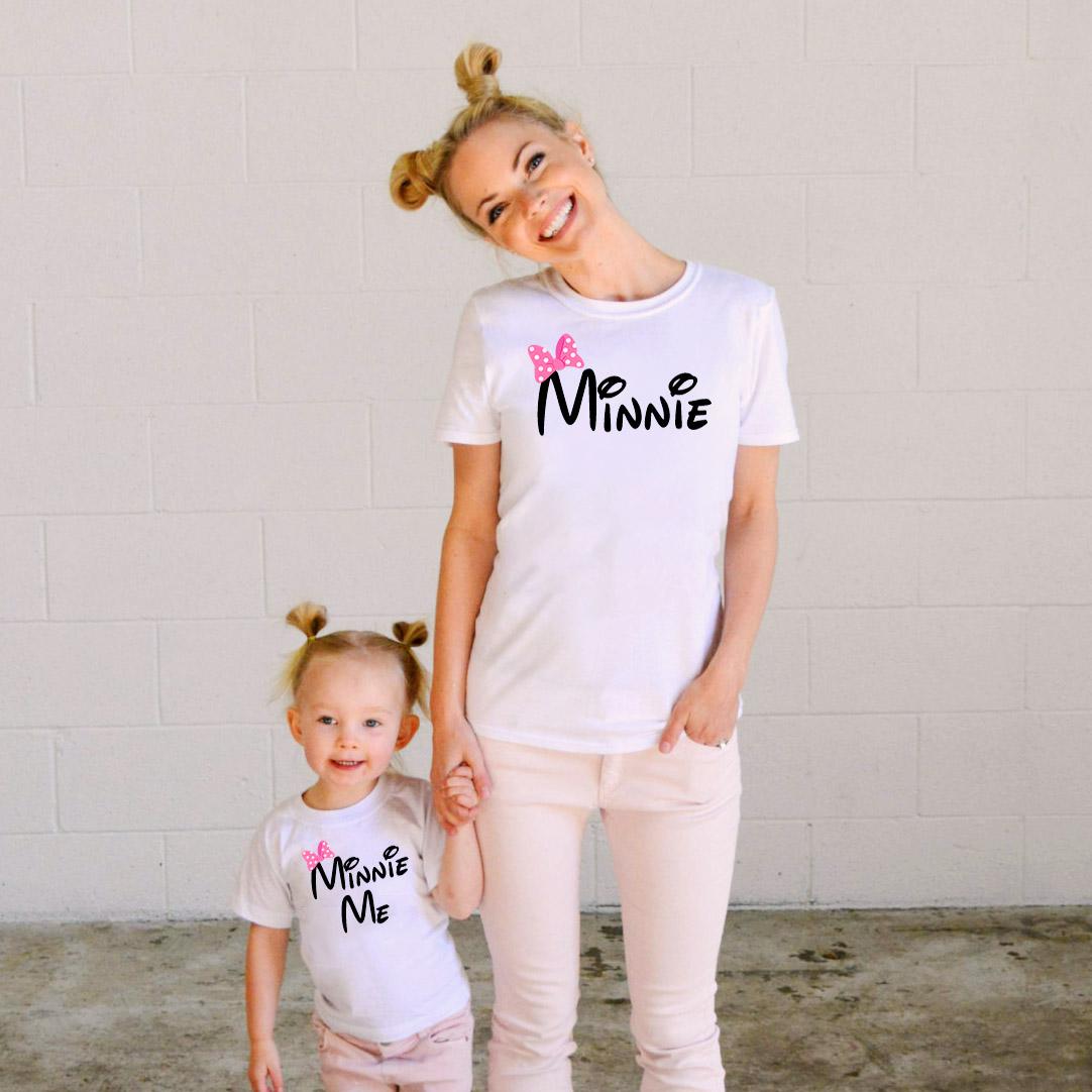 a5f8b5c64a Minnie & Minnie Me – anya-lánya szett – Blacklamb