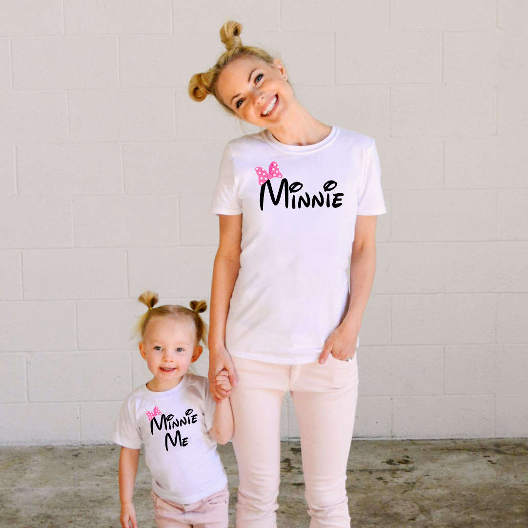 a512eb961b Minnie & Minnie Me – anya-lánya szett – Blacklamb