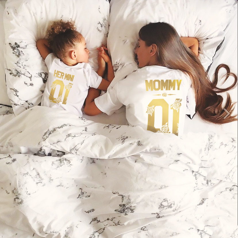 7f5352fd84 Mommy & mini – anya-lánya szett – Blacklamb